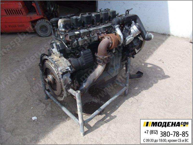 запчасти man Двигатель дизельный 310 л.с. 228 кВт, 11967 см.куб  D2866-LF34