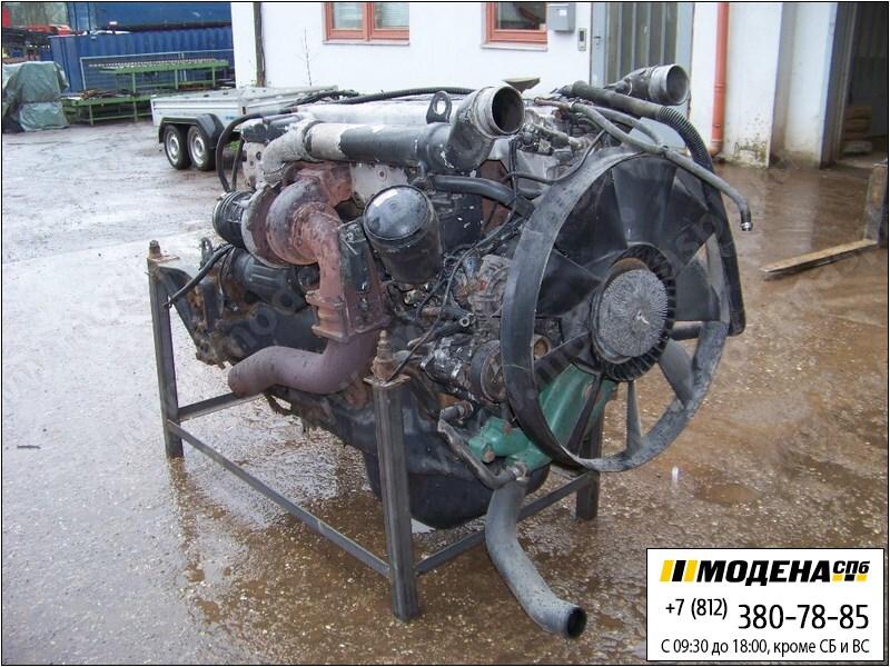 запчасти man Двигатель дизельный 410 л.с. 301 кВт, 11967 см. куб  D2866 LF26-28