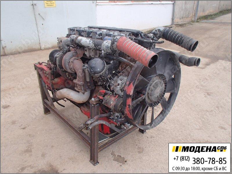 запчасти man Двигатель дизельный 410 л.с. 301 кВт, 11976 см. куб  D2866-LF32