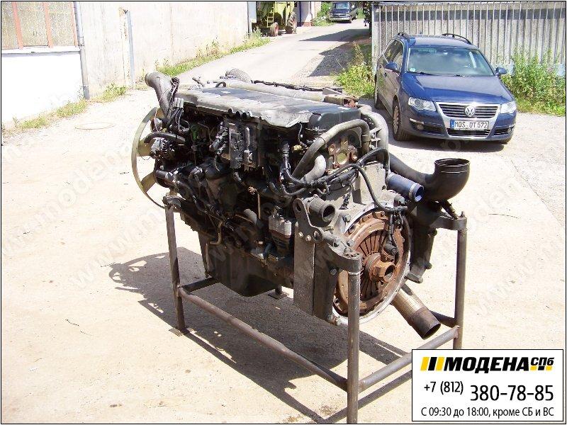 запчасти man Двигатель дизельный 430 л.с. 316 кВт, 10518 см.куб  D2066 LF01