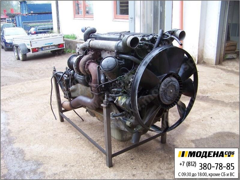 запчасти man Двигатель дизельный 460 л.с. 338 кВт, 12816 см. куб  D2876 LF04