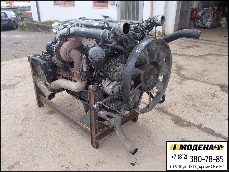 запчасти man Двигатель дизельный 460 л.с. 338 кВт, 12816 см. куб  D2876-LF04