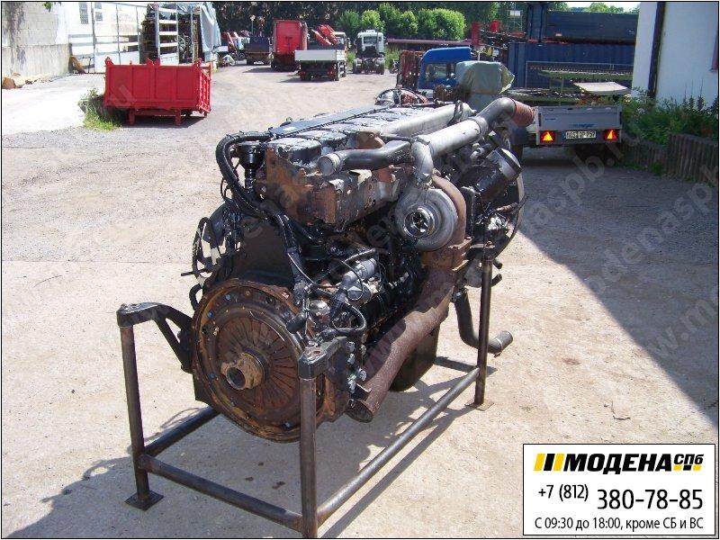 запчасти man Двигатель дизельный 480 л.с. 353 кВт, 12816 см.куб  D2876 LF12