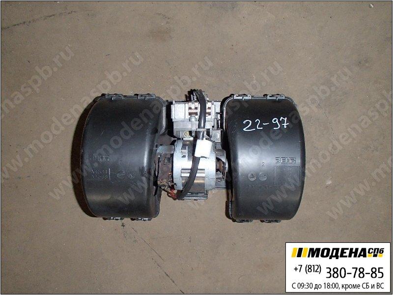 запчасти man Электродвигатель печки кабины 24V 100W (не рабочая)  81.61930-6086