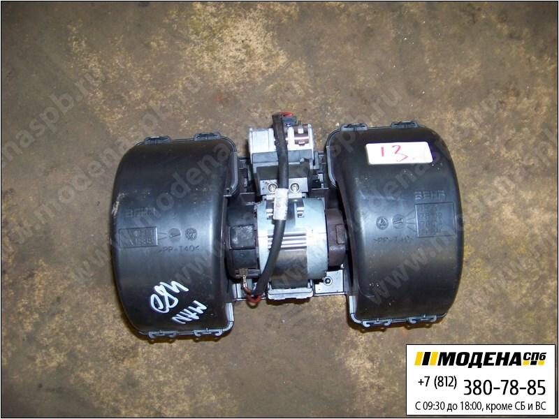 запчасти man Электродвигатель (с вентилятором) печки кабины 24V 100W  81.61930-6089
