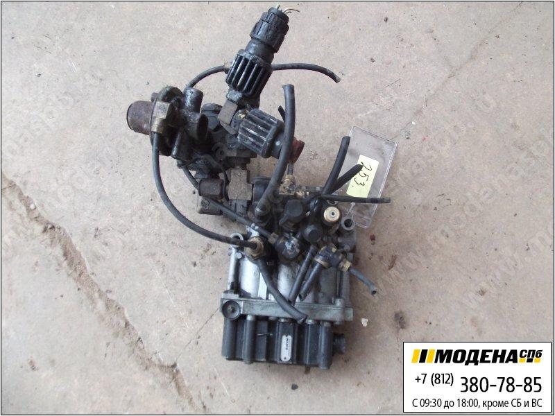 запчасти man Клапан электромагнитный ECAS  Wabco 4729051110