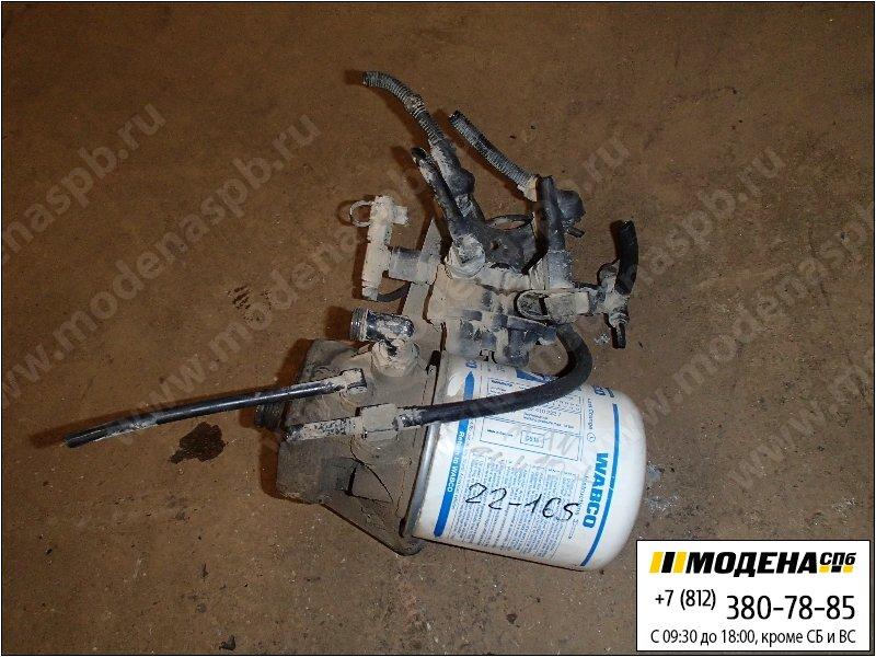запчасти man Клапан защитный четырехконтурный с осушителем воздуха в сборе  Knorr-Bremse AE 4613