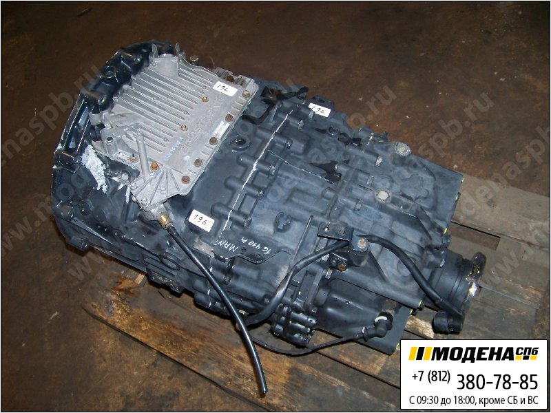�������� man ������� ������� ZF 12AS2301 AS-Tronic (�� 375kW) (Ratio: 12,33-0,78)  81.32003-6356