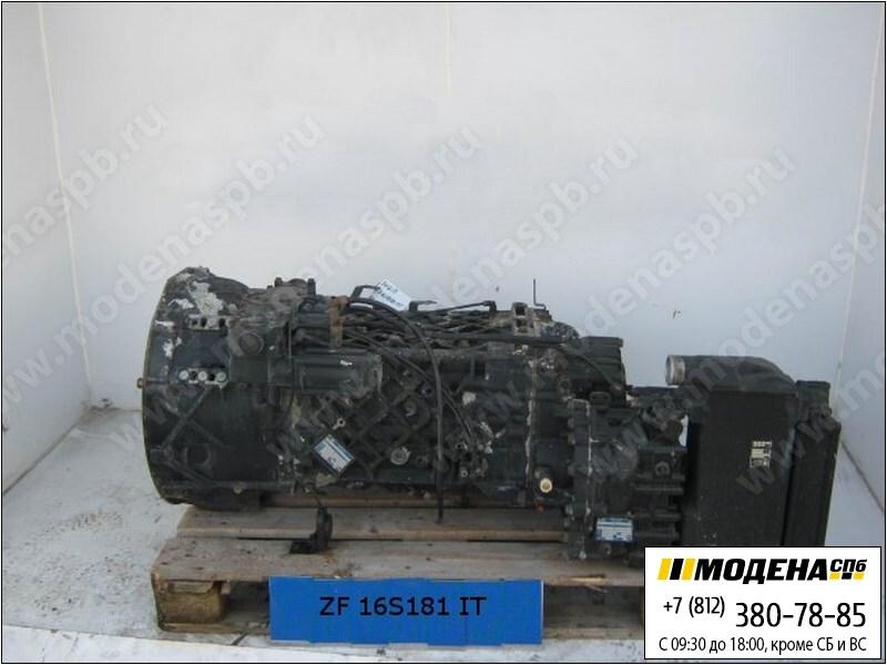 �������� man ������� ������� ZF 16S181 IT DD Ecosplit � ���������� ������������ (Ratio: 16,41-1,00)  81.32003-6615