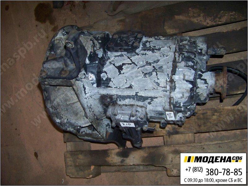 запчасти man Коробка передач ZF Ecolite S5-42 механическая (Ratio: 4,65-0,772)  81.32003-6165