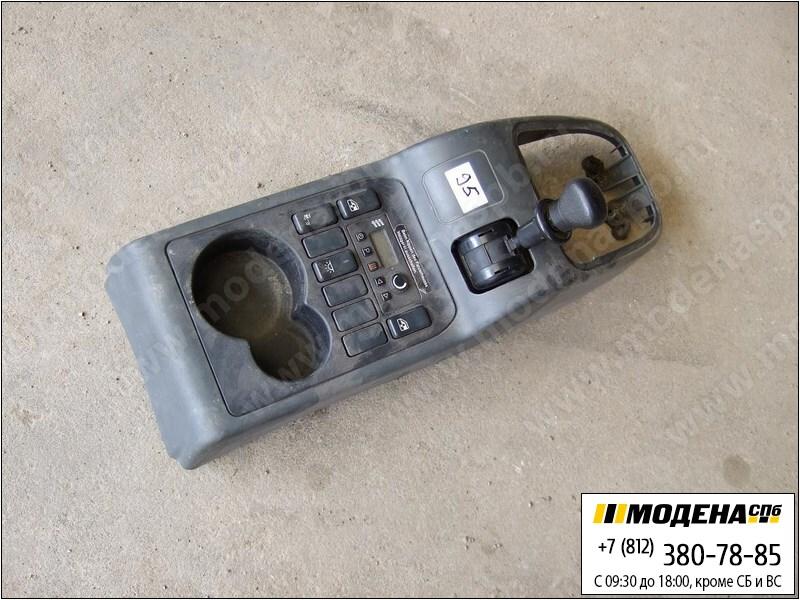 запчасти man Кран ручного тормоза с консолью в сборе  Wabco 9617231180