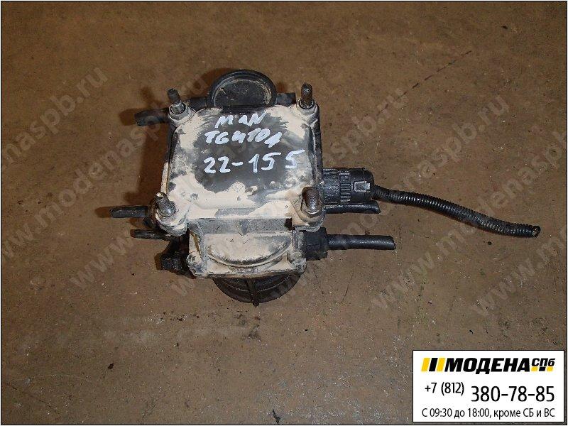 запчасти man Кран управления тормозами прицепа  81.52301-6206