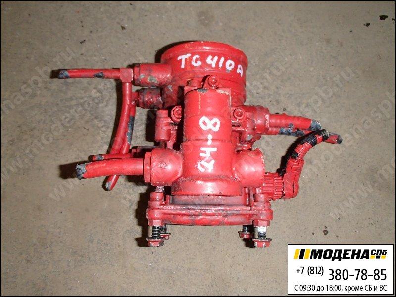 запчасти man Кран управления тормозами прицепа  Knorr-Bremse 0486205011