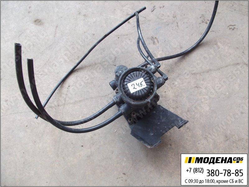 запчасти man Кран управления тормозами прицепа  Knorr-Bremse 0486205022