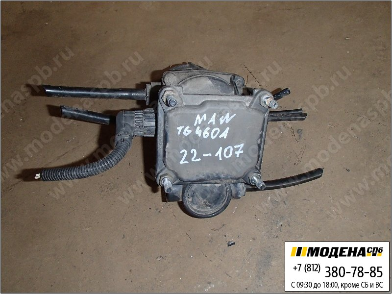 запчасти man Кран управления тормозами прицепа  MAN: 81.52301-6206