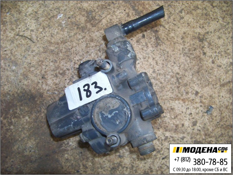 запчасти man Магнитный клапан ABS  Wabco 4721950160