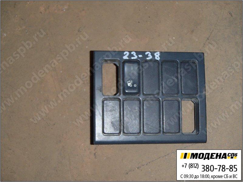 запчасти man Накладка декоративная с выключателями  81.61701-0169