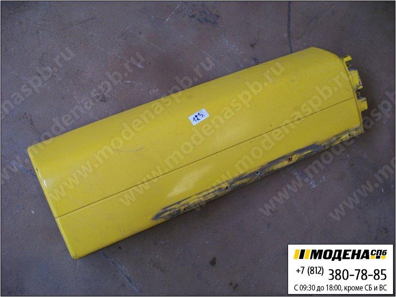 запчасти man Накладка порога задняя левая, цвет жёлтый  81.61510-0345