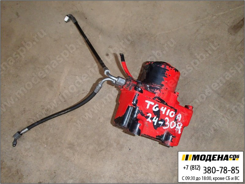 запчасти man Насос подъёмника кабины электрический 24V/150W  81.41723-6122