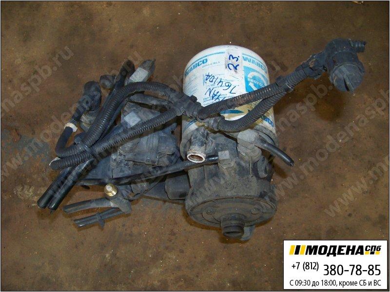 запчасти man Осушитель воздуха с клапаном защитным четырехконтурным в сборе  Knorr-Bremse LA82II