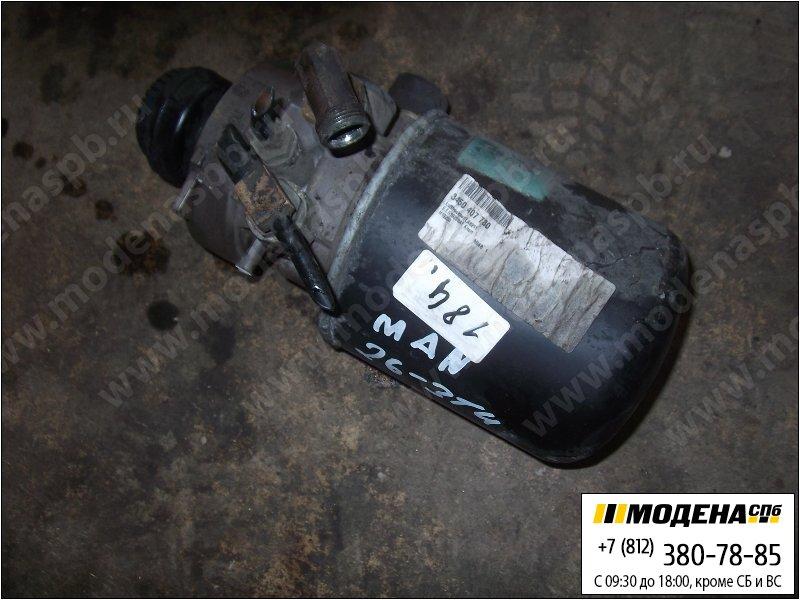 запчасти man Осушитель воздуха в сборе (сломан стакан)  Knorr-Bremse LA8211