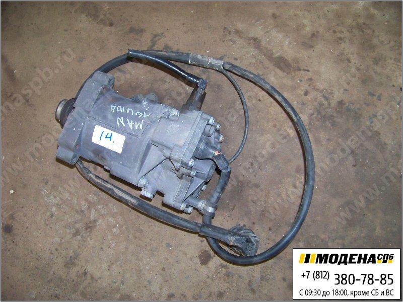 запчасти man Пневмогидравлический усилитель (ПГУ) сцепления  Knorr-Bremse 0483005005