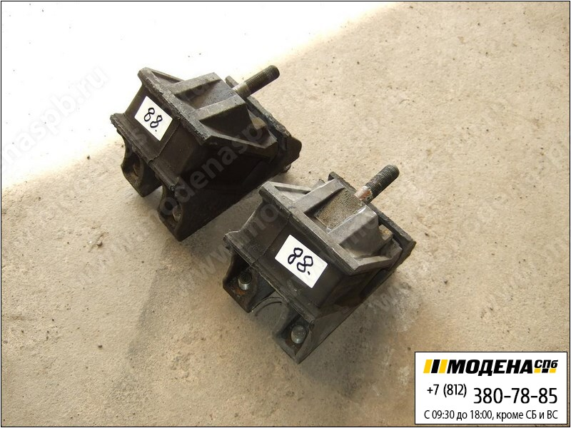 запчасти man Подушка (опора) двигателя передняя (комплект)  81.96210-0571
