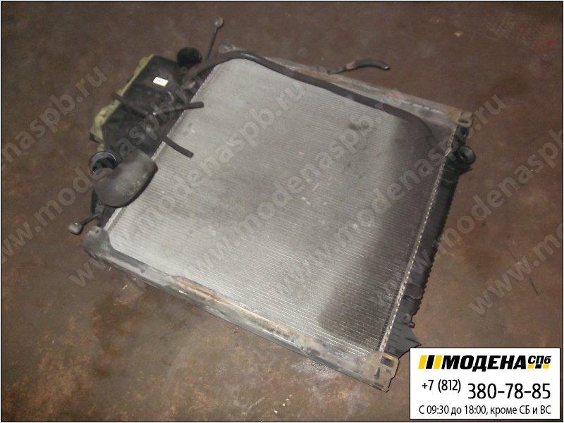 запчасти man Радиатор двигателя с интеркулером в сборе  81.06100-6441