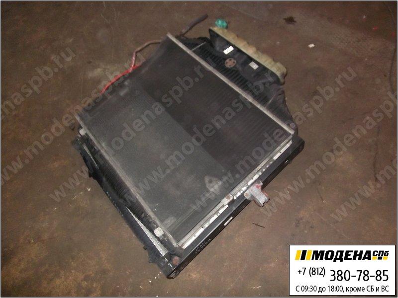 запчасти man Радиатор двигателя с интеркулером в сборе  81.06130-0175