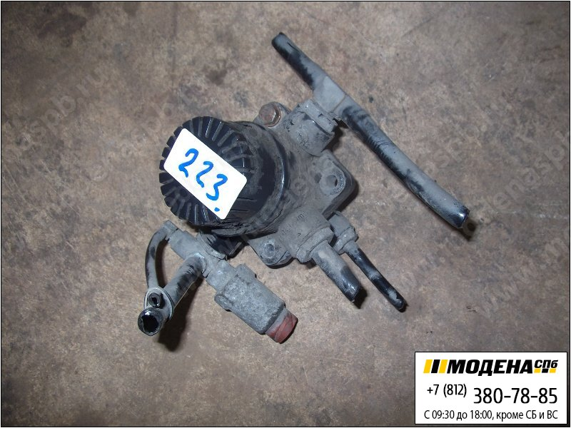 запчасти man Релейный клапан  81.52116-6074