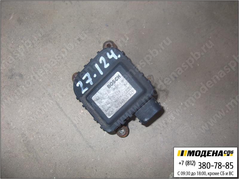 запчасти man Сервопривод печки кабины  Bosch 0132801141
