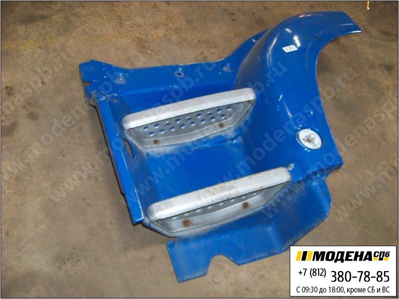запчасти man Ступенька кабины левая, цвет синий  81.61510-0475