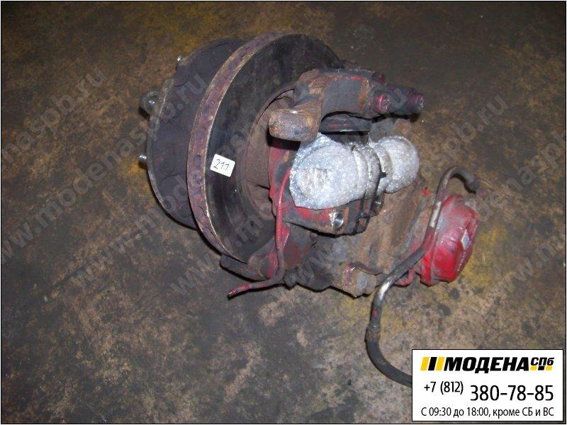 запчасти man Ступица передняя правая с тормозным диском и тормозной камерой  81.44201-6267