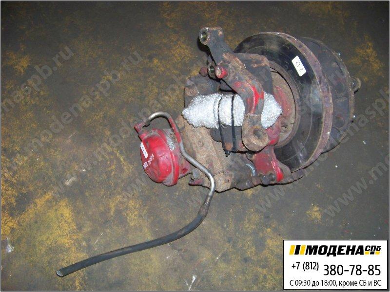 запчасти man Ступица передняя с тормозным диском и тормозной камерой  81.44201-6267