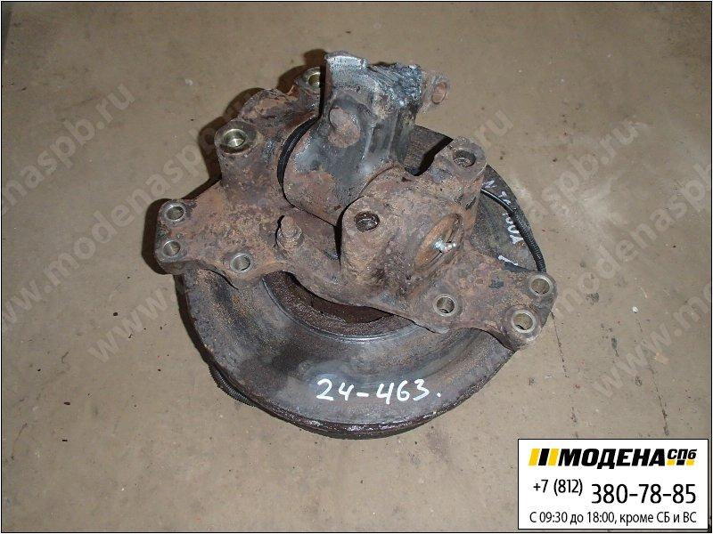 запчасти man Ступица с тормозным диском правая передняя  81.44201-6268