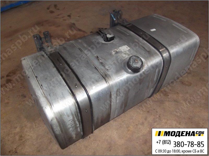 запчасти man Топливный бак 700 литров (1580x700x550) с топливозаборником, крышкой и крепежом (алюминий)  81.12201-5710