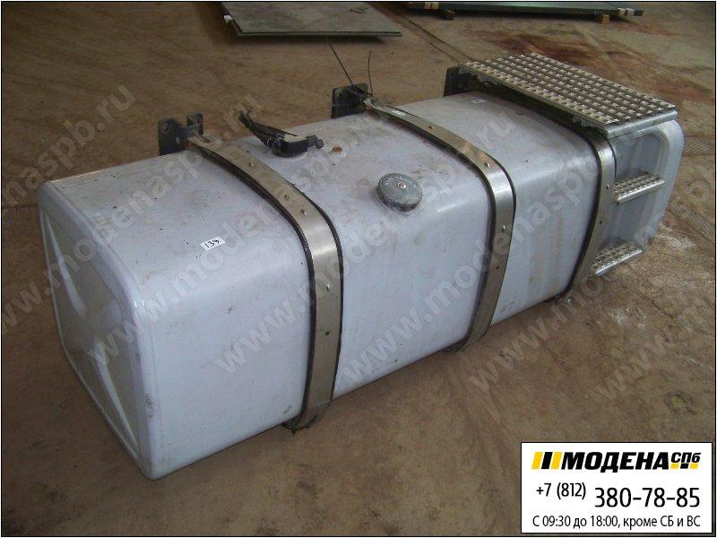 запчасти man Топливный бак 780 литров (2100x670x620) с крышкой, крепежом и топливозаборником (алюминий)  81.12201-5608