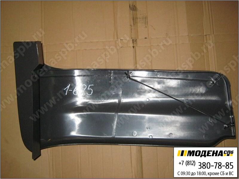 запчасти man Угол бампера левый (новый), под покраску  81.41610-0227