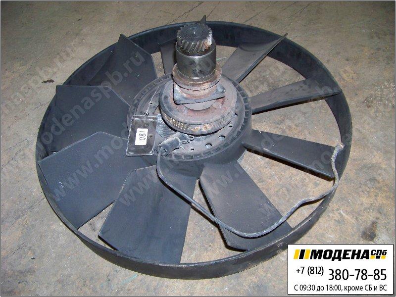 запчасти man Вентилятор радиатора с вискомуфтой  51.06600-7015