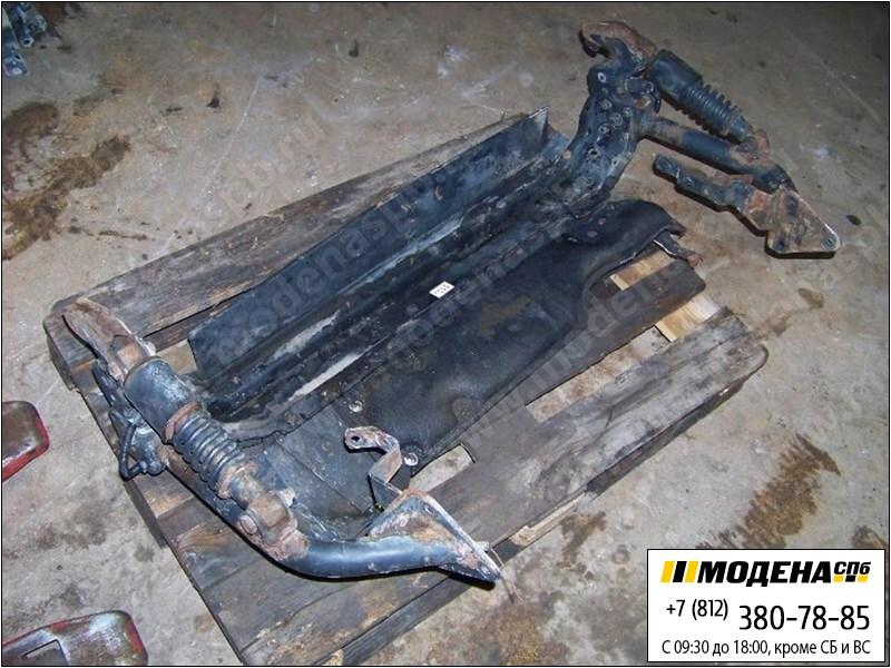 запчасти man Замки кабины с амортизаторами пружинными в сборе  81.41722-6014