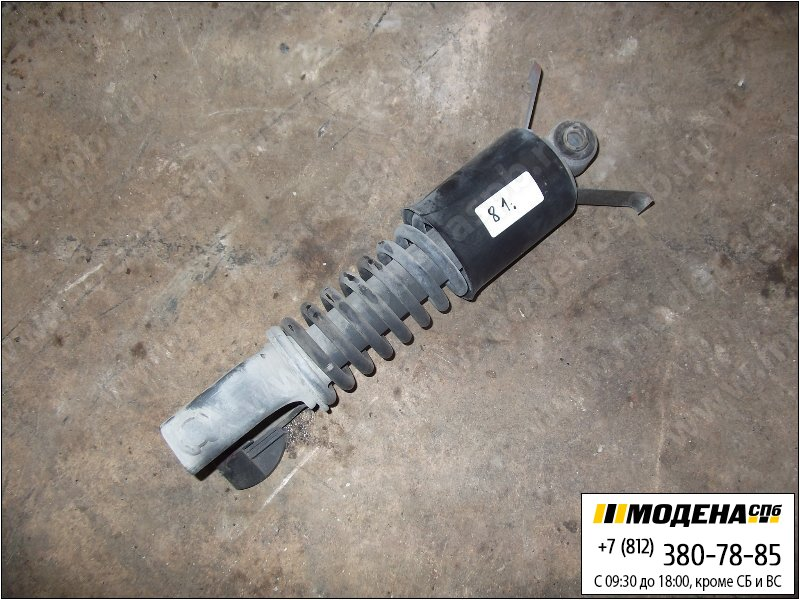 запчасти mercedes Амортизатор кабины задний пружинный  A9428901519