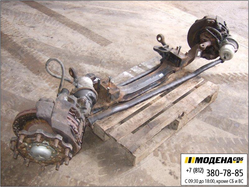 запчасти mercedes Балка передняя в сборе VL4/51 DC-7,5  A0003301000