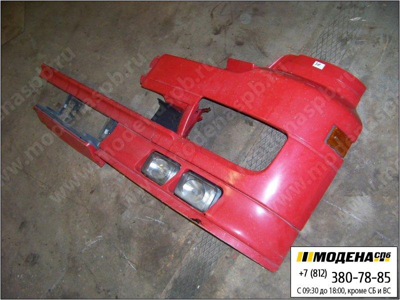 запчасти mercedes Бампер левая часть  A9418804570
