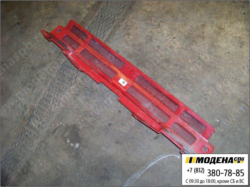 запчасти mercedes Бампер средняя часть, цвет красный  A9418853822