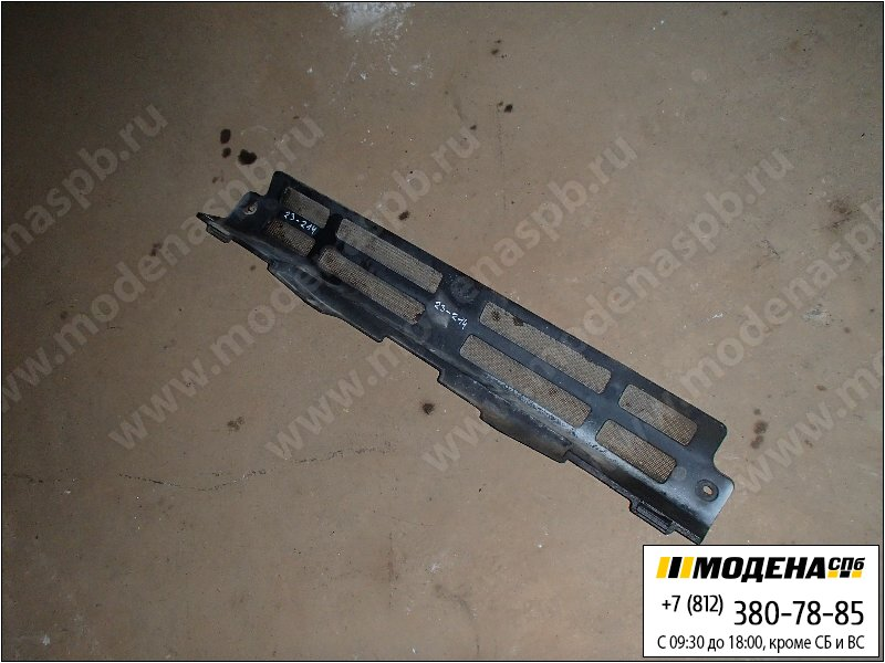 запчасти mercedes Бампер средняя часть  A9418853822