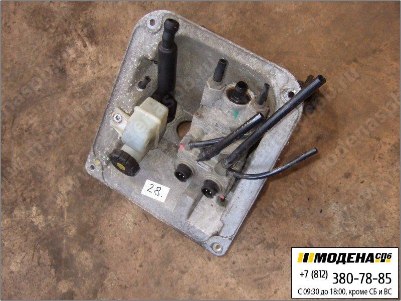 запчасти mercedes Блок педалей сцепление-газ в сборе (с тормозным краном ABS)  Wabco 4800010000