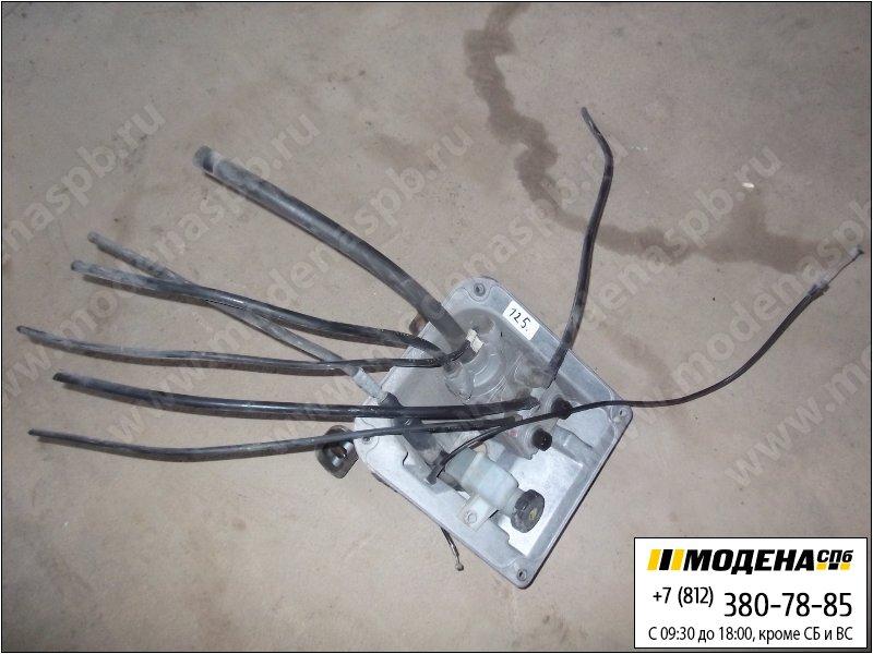 запчасти mercedes Блок педалей сцепление-тормоз (с тормозным краном ABS)  Wabco 4800010000