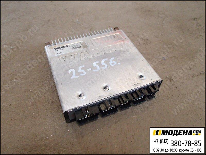запчасти mercedes Блок управления EBS тормозная система  A0004462636