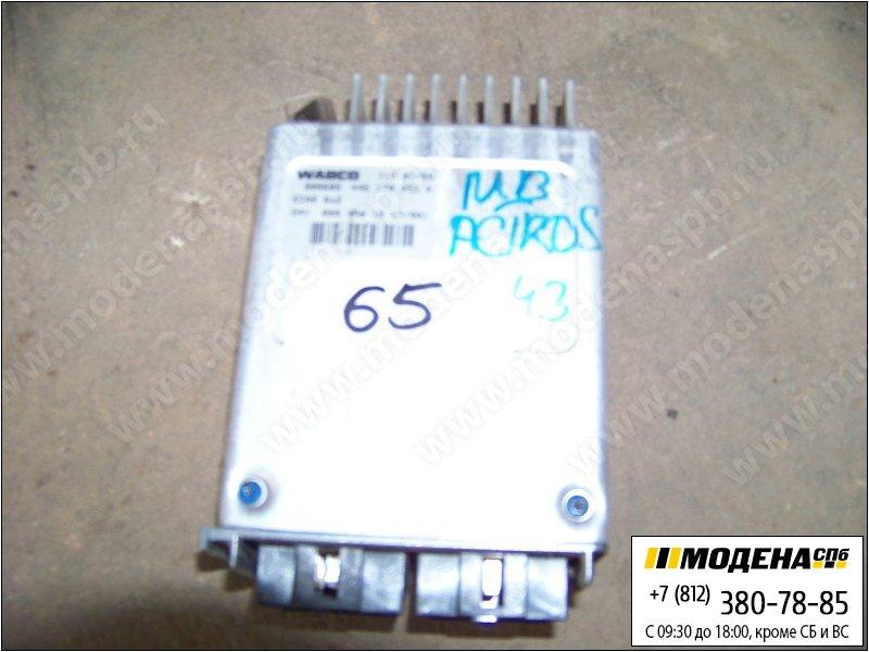 запчасти mercedes Блок управления ECAS 6x2  Wabco 4461700520