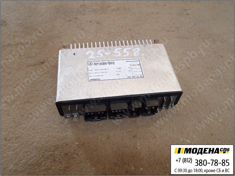 запчасти mercedes Блок управления EPS автоматической коробкой передач  A0004468209